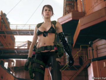Hideo Kojima Talks About Over Sexualized Video Game Characters