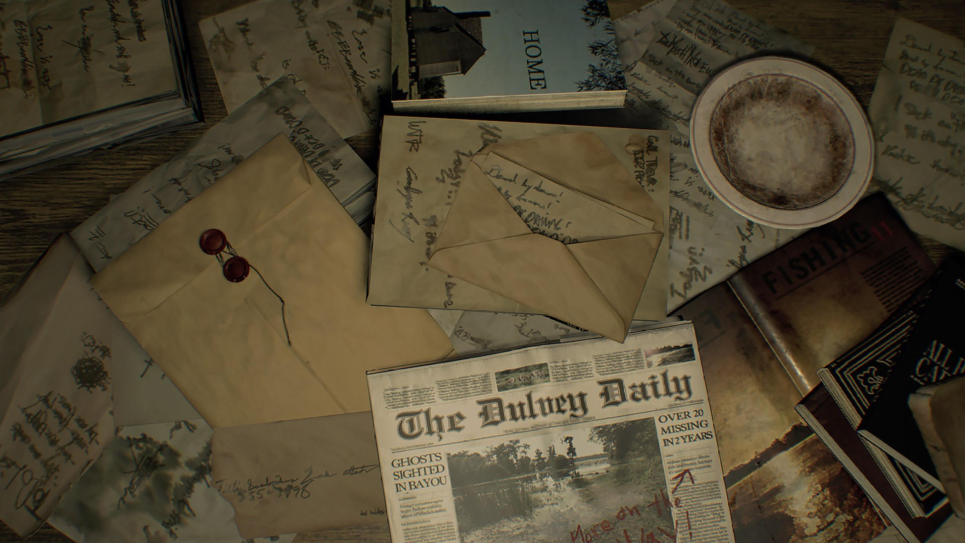 Resident Evil 7: Biohazard – All 32 Files | 'The Devil is in the Details' Guide