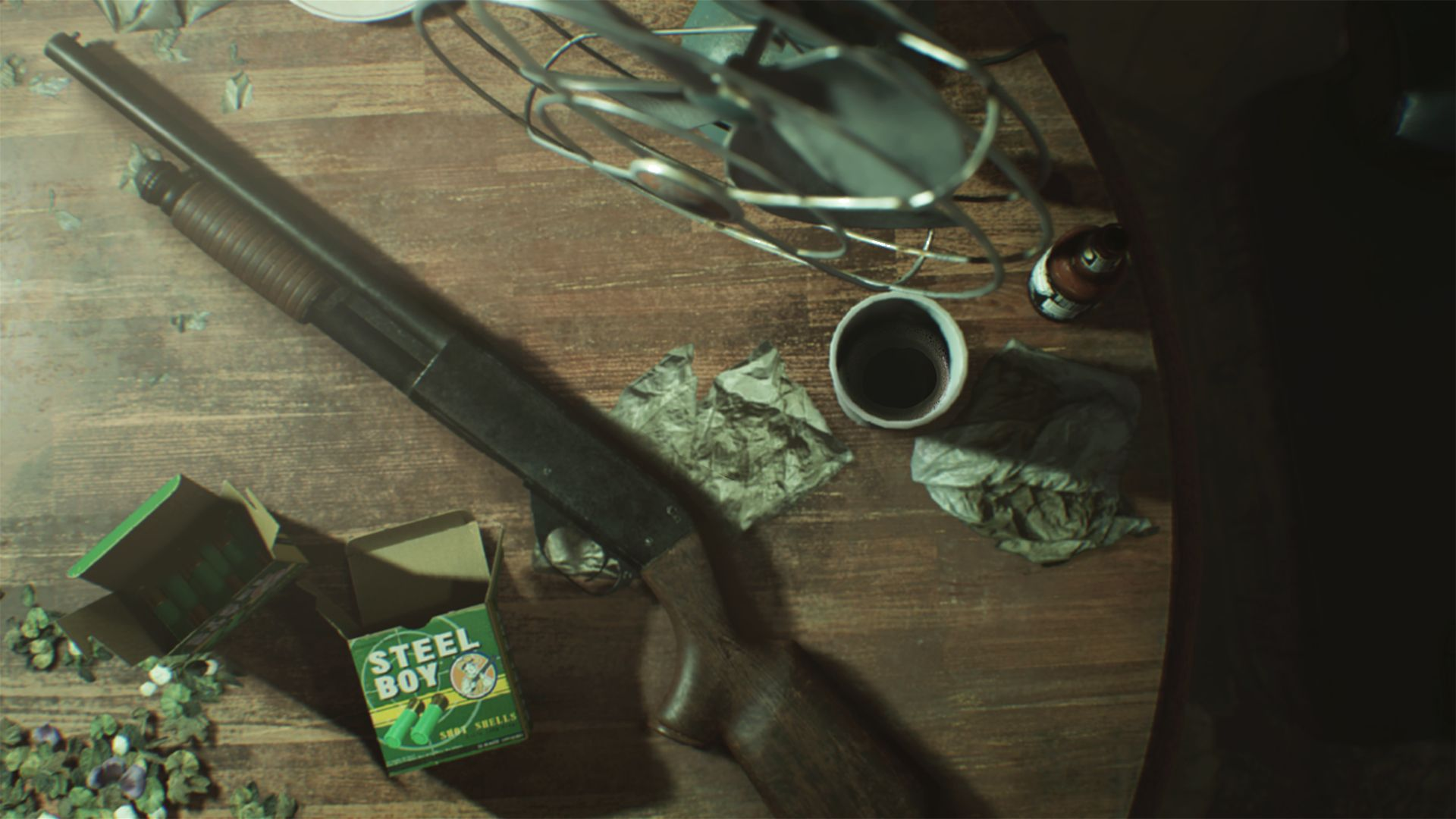 Resident Evil 7 Biohazard Herbs Guide All Healing Item