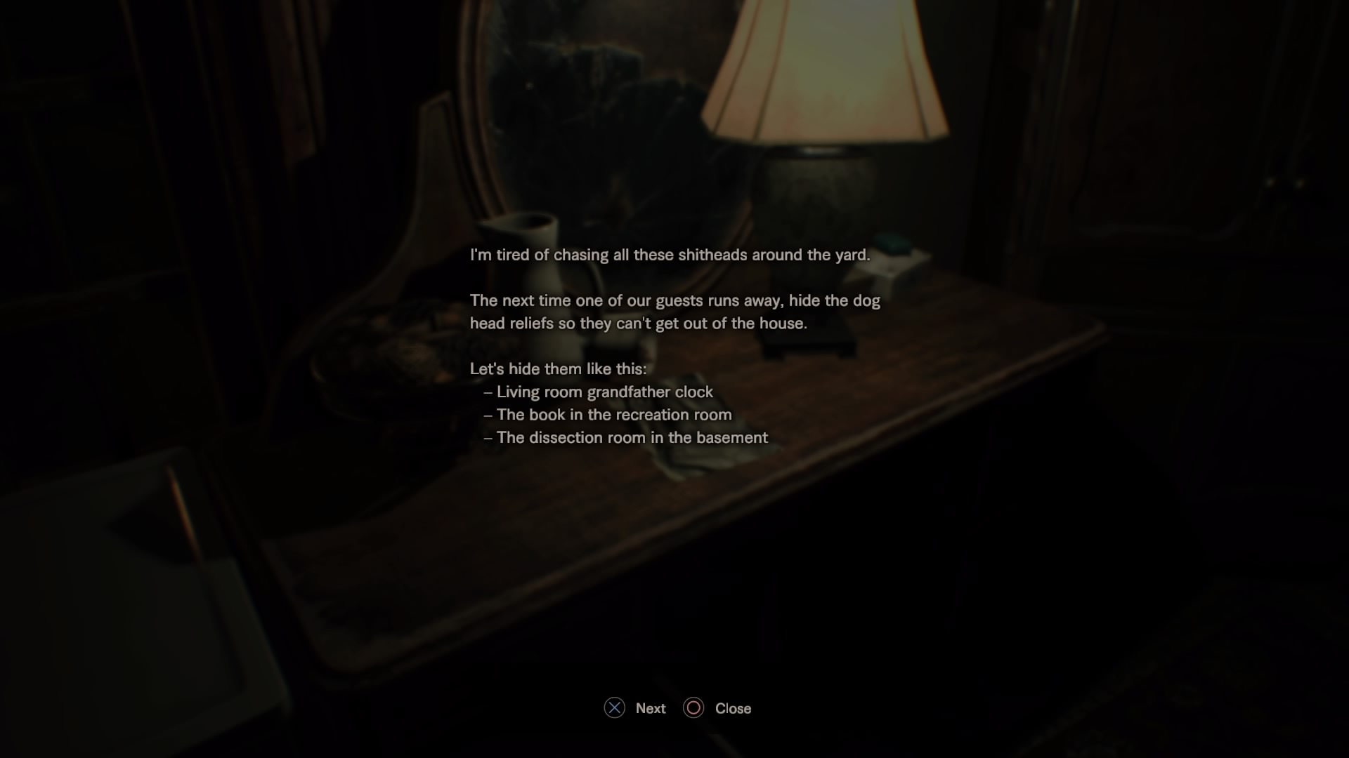 Resident Evil 7 Biohazard How To Solve Every Puzzle Solutions Guide Ranx