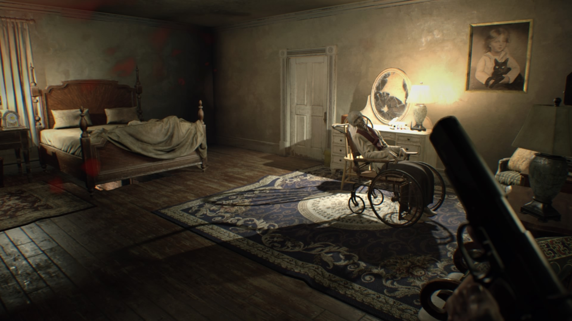 Resident Evil 7 Banned Footage DLC All 39 Bedroom 39 Rat Locations