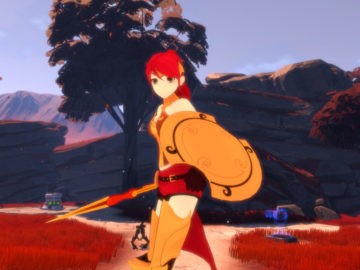 RWBY Grimm Eclipse Is Available for 25% Off Via Steam Daily Deal