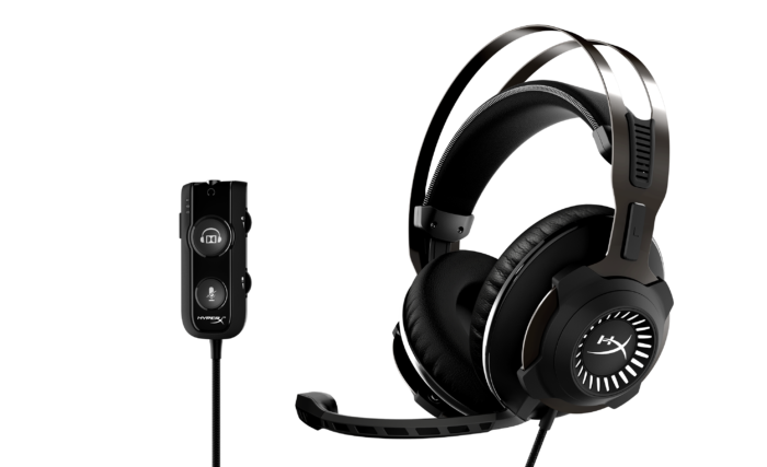 HyperX Further Expands Its Gaming Gear Line at CES 2017