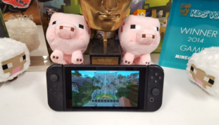 Minecraft on Nintendo Switch Confirmed