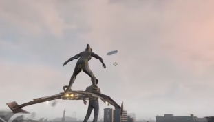 Play as The Green Goblin in This New GTAV Mod