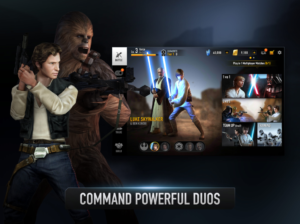 Star Wars: Force Arena – How Get Any Leader | Legendary Selector Tip