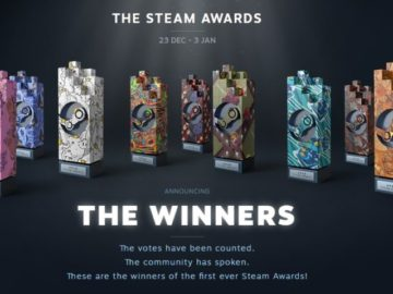 All the Steam Awards Winners Have Been Revealed