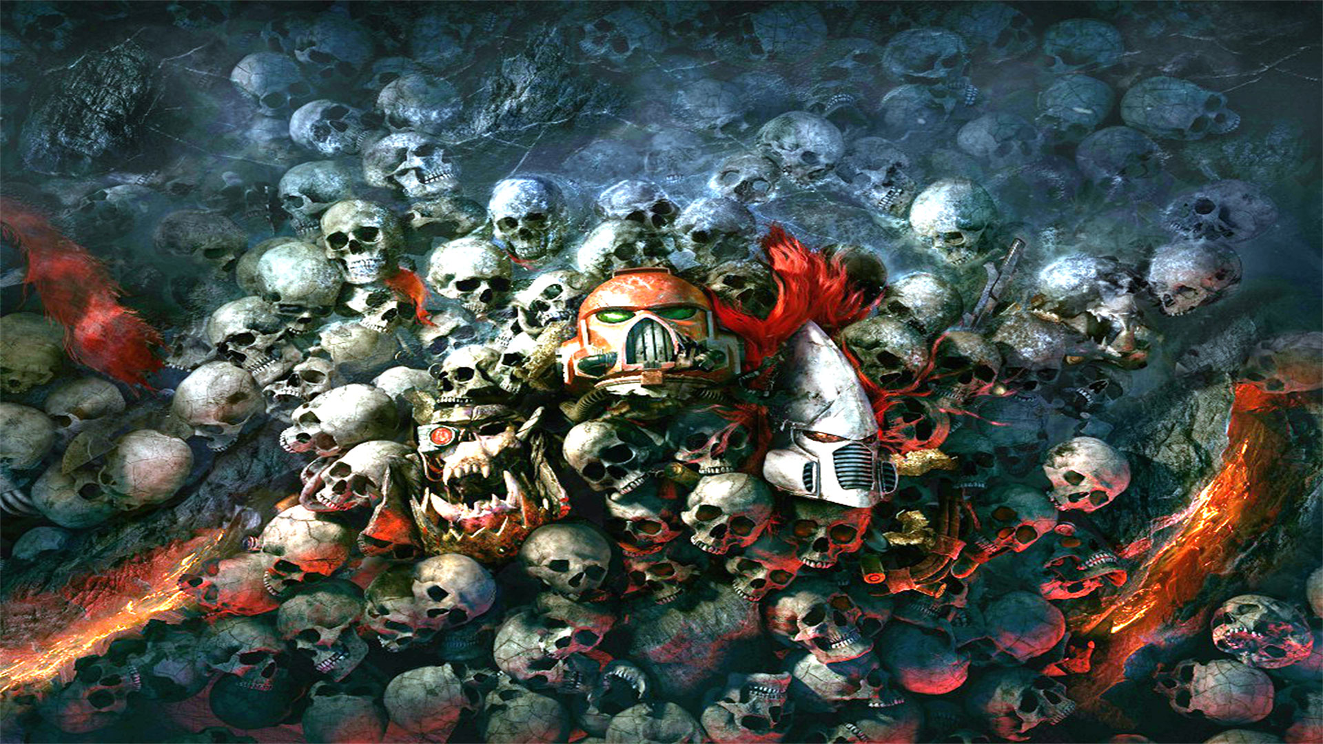 Warhammer 40k hd wallpapers