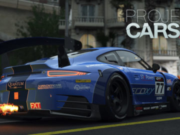 Bandai Namco Detail Activities Held at Project CARS 2's Booth at Gamescom