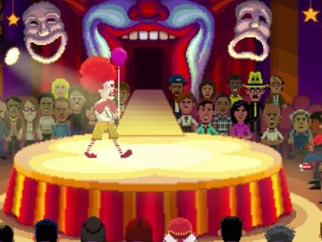 Introductory Trailer of Thimbleweed Park's Ransome the Clown Released