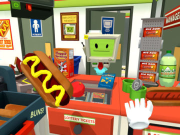 "Owlchemy Labs' Job Simulator Is ""The Most Popular VR Title to Date"""