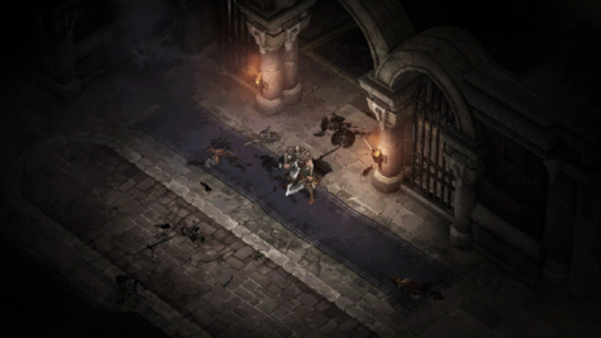 All 16 Levels Of the Original Diablo Are Remade In New Diablo 3 Dungeon