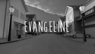 Monochromatic Narrative Game 'Evangeline' is About Losing Your Grandpa