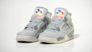 These Super Nintendo Sneakers are Stylish, Sophisticated and Seriously Good Looking
