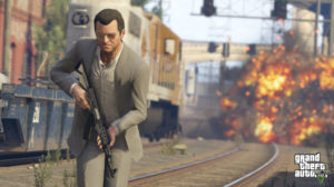 Grand Theft Auto V Manages to Top The UK Charts One More Time