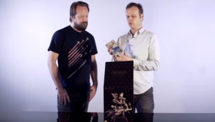 Sony Unveils Horizon Zero Dawn Collector's Edition Unboxing