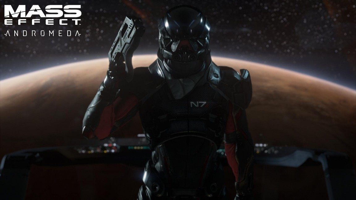New Details Emerge on Mass Effect Andromeda's Horde Multiplayer Mode