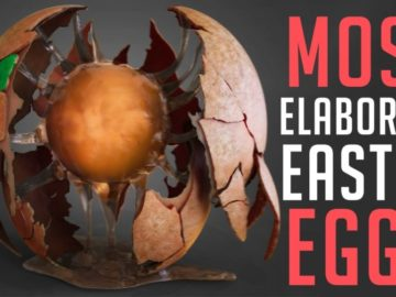 Top 7 Most Elaborate Easter Eggs Of All Time