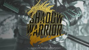 There Is a High Chance Shadow Warrior 2 Won't Support HDR on PS4 and Xbox One
