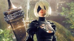 Nier: Automata Gets Character Descriptions and Artwork On the English Site