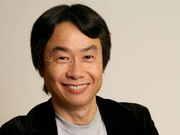 Shigeru Miyamoto Credits Nintendo's Younger Creatives For the Switch