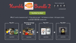 Bandai Namco Featured In New Humble Bundle