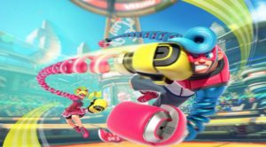 ARMS to Run At 1080p 60FPS And 900p When Undocked in Splitscreen