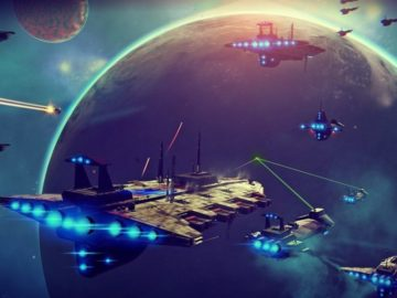 No Man's Sky Was One of Steam's Best Selling Games of 2016