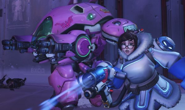 Overwatch Players That Are Abusing Mei's Ice Wall Cheat Will Be Punished