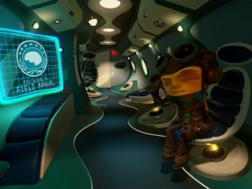 Psychonauts PSVR Release Date Announced