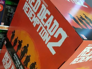 Red Dead Redemption 2 Promo Stand Confirms Fall 2017 Release Date