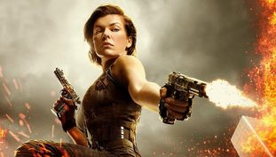 Star's Pregnancy Helped Improve Resident Evil: The Final Chapter