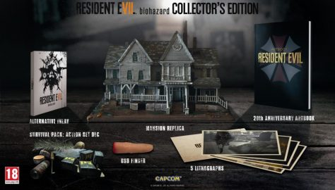 Resident Evil 7 GAME UK Collector's Edition Has Been Cancelled