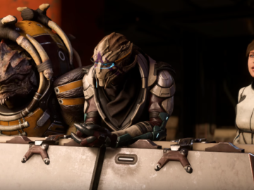 Mass Effect: Andromeda Already Receiving Improvement Promises