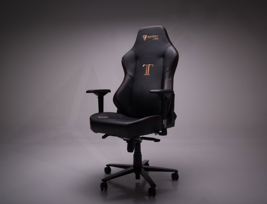 Secretlab Titan Gaming Chair Review A Gaming Chair For