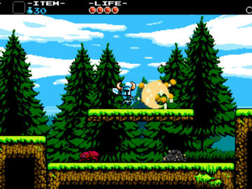 Yacht Club Games' Shovel Knight is Coming to Nintendo Switch
