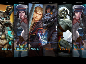 Vainglory Update 2.1 Brings a New Gameplay Mode and More