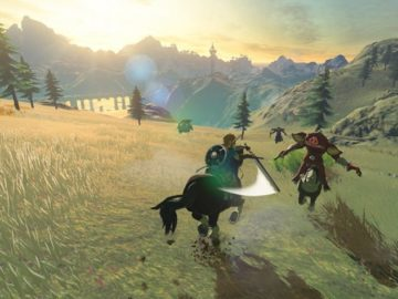 The Legend of Zelda: Breath of the Wild Patch 1.1.2 Tweak Discovered