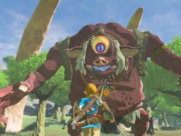 More Stunning The Legend of Zelda: Breath of The Wild Screenshots