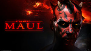 Here is Some Concept Art For The Cancelled Darth Maul Game.