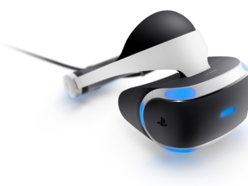 Show off your Playstation VR Headset With This Slick Stand