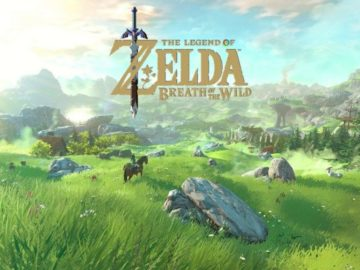 Aonuma Reveals Players Can't Clock Zelda: Breath of the Wild in a Week