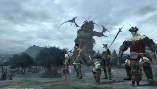 Final Fantasy 14 May Come To The Switch