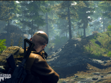 Survival Shooter 'Lost Region' Comes to Console With a Sweet Graphics Overhaul