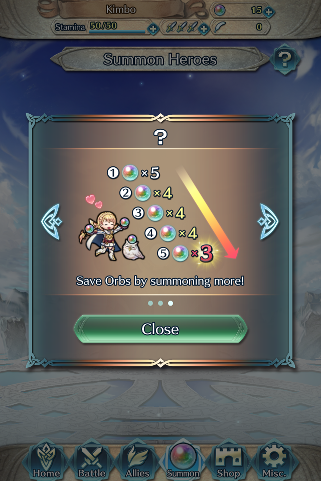 how to get 10 free orbs fire emblem