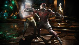 Injustice 2 Dev Discusses Potential Balance Issues Due to Gear System