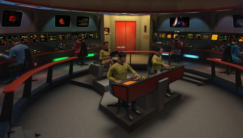 Ubisoft's Star Trek VR Game Bridge Crew Is Delayed Once More