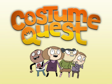 Costume Quest Will Be Turned Into a Cartoon For Amazon Next Year