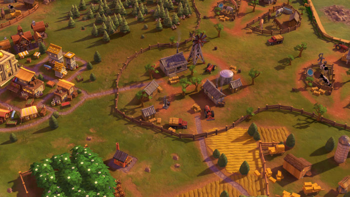 Civilization 6 Free Update Announced Along With New Australia Civ DLC