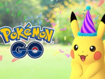 The Pokemon Franchise Celebrates Its 21st Birthday Today